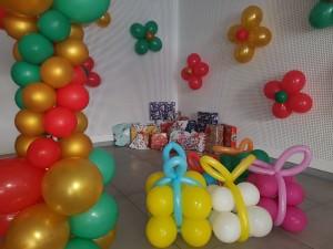 Palloncini feste Milano