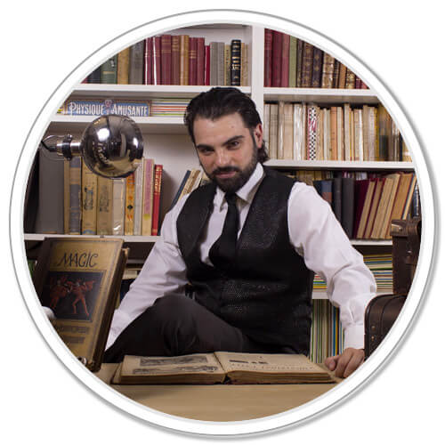 Mago Leo Libreria