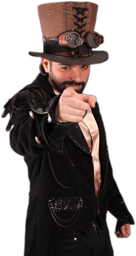 Mago Leo insegna trucchi magici