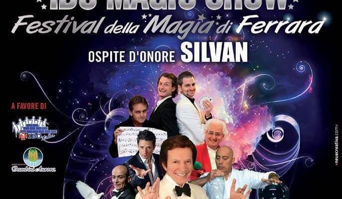 Festival della magia di Ferrara