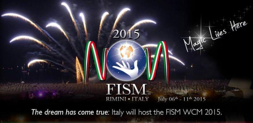 FISM 2015, i campionati del mondo di magia in Italia
