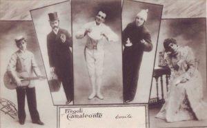 Cartolina dell'epoca