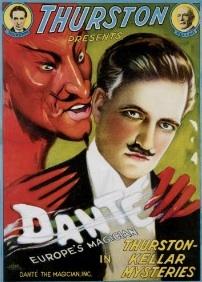 Uno dei piú celebri manifesti di Dante