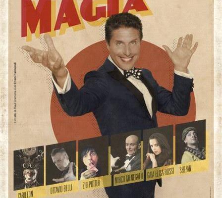 Festival Della Magia al Teatro Manzoni di Milano