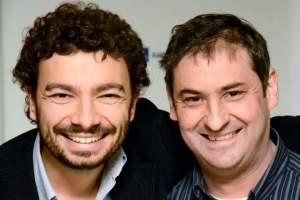Massimo Polidoro e Luca Menichelli