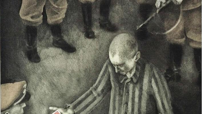 """Il """"Grande Nivelli"""", il prestigiatore di Auschwitz"""