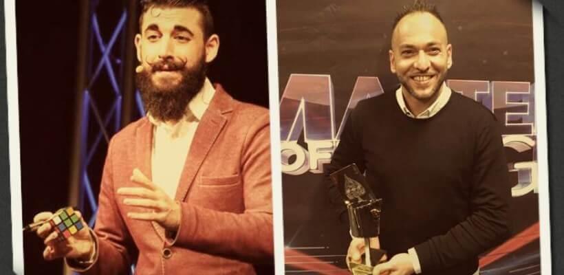 Jonny Magic, il vincitore del Campionato Italiano Masters of Magic 2016 ex aequo con Vanni De Luca