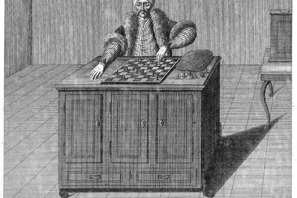 Il Turco, l'automa giocatore di scacchi