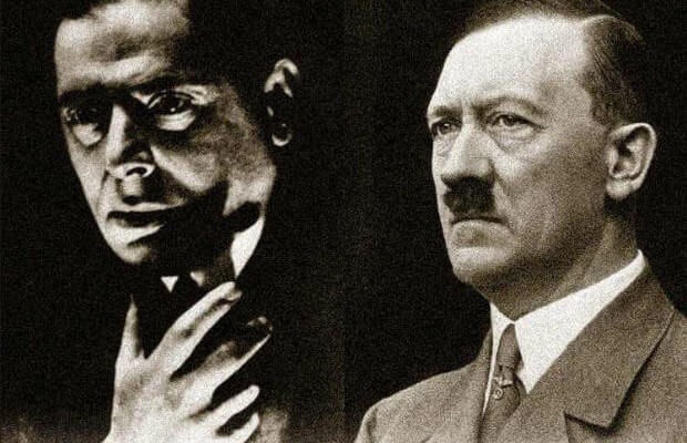 Erik Jan Hanussen, l'illusionista ebreo amico del Führer, il medium che pronosticó l'ascesa di Hitler.