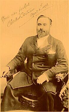 Charles Bertram, il mago dei maharaja