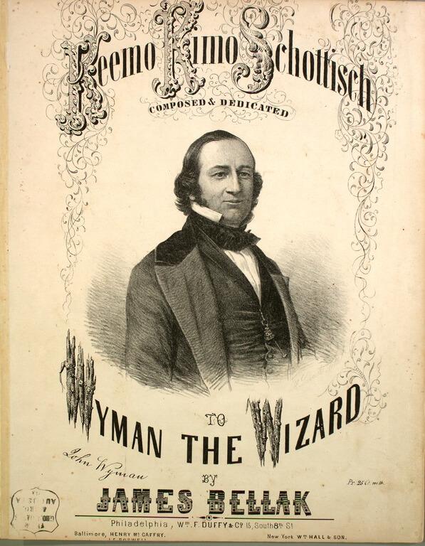 John Wyman, il mago della Casa Bianca – La sfida lanciata a Carl Herrmann