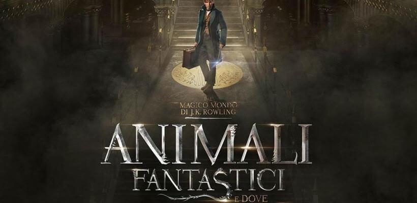 Animali Fantastici e Dove Trovarli, torna la magia sugli schermi