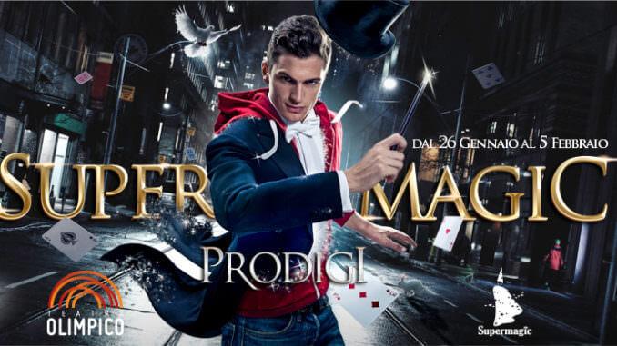 Supermagic Prodigi, 14ª edizione, Teatro Olimpico