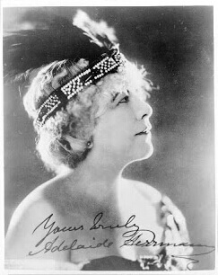 Adelaide Herrmann, la Regina della Magia