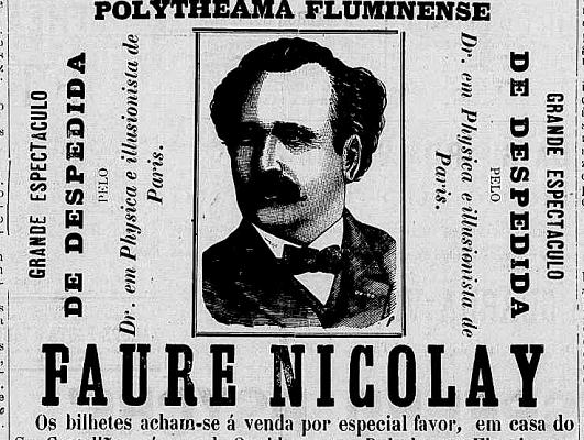 Le bizzarre vicende di Faure Nicolay, il mago campione di biliardo