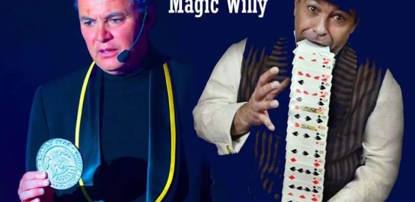 Mad Magic, cabaret magico al Cirko Vertigo