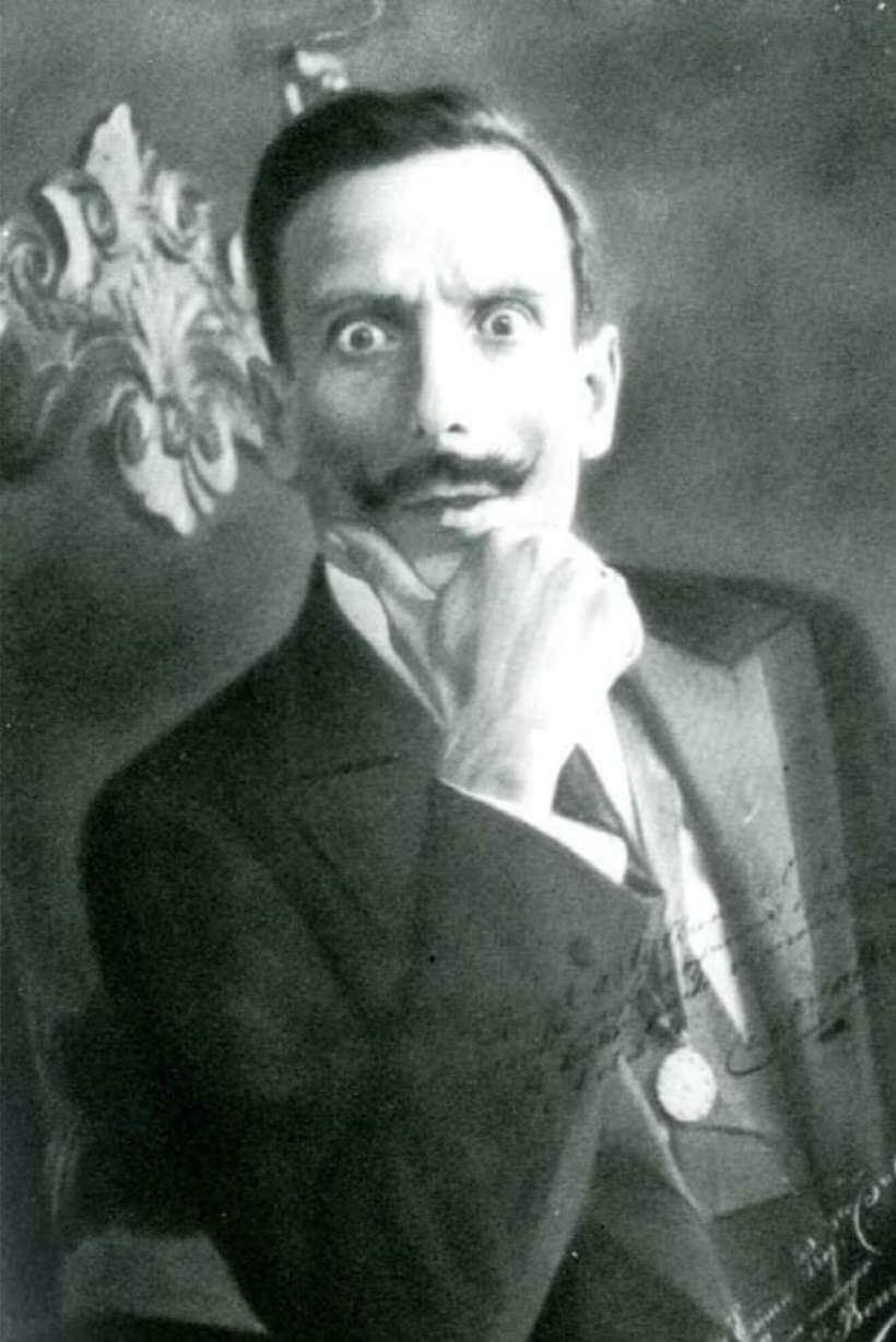 Cesare Gabrielli, il mago che ispirò Thomas Mann