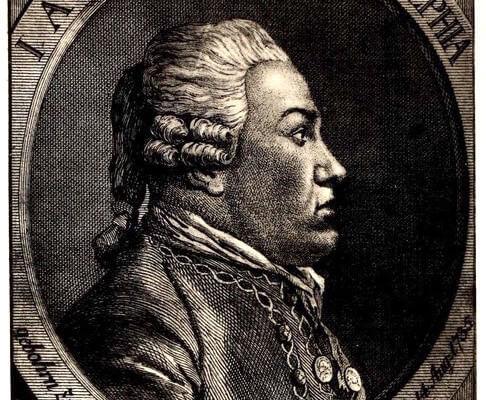 Philadelphus Philadelphia, mago, occultista e ciarlatano ebreo nell'epoca dei lumi