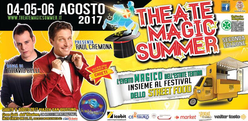 Theate Magic Festival 2017