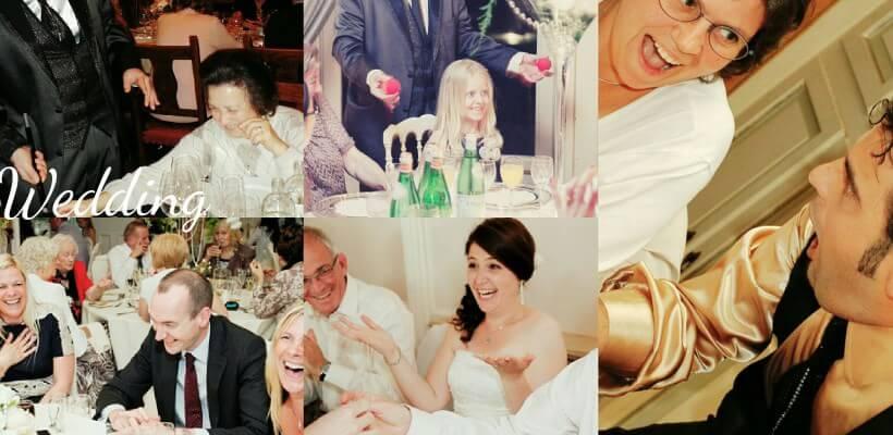 Mago prestigiatore per matrimoni ed eventi, come scegliere i migliori maghi a Milano, Como, Lecco.