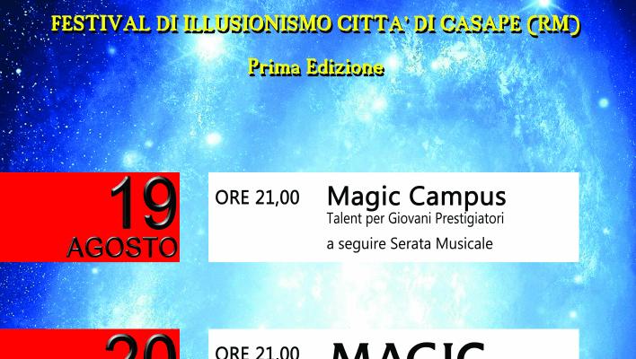 Casape Magica