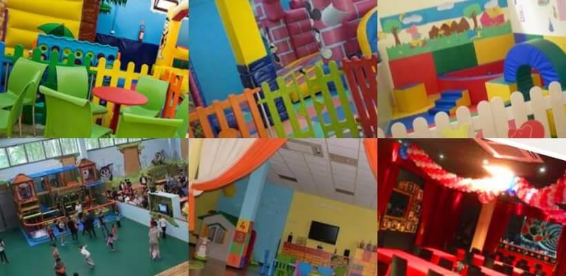 Sale in affitto feste per bambini a Milano, noleggio location compleanni & Co
