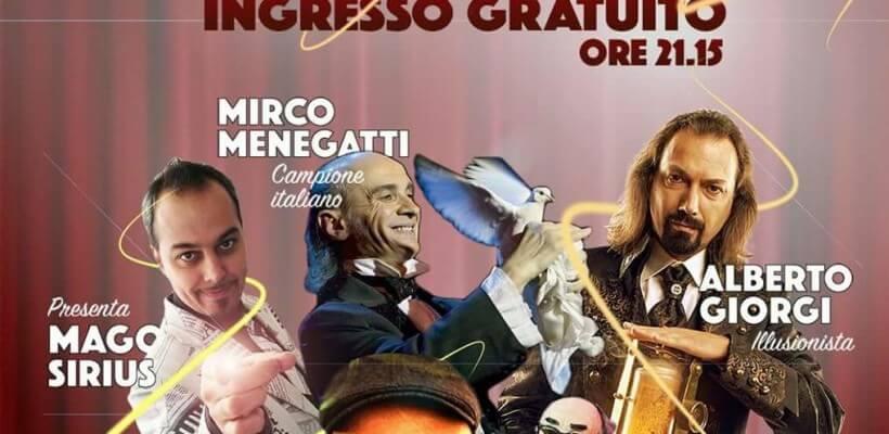 Festa in Piassa presenta: Gran gala della Magia
