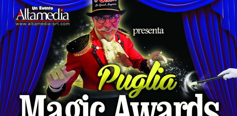 Puglia Magic Awards 2017