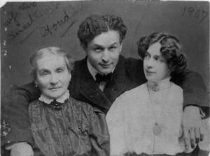 Houdini famiglia