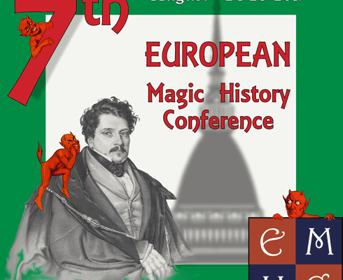 Si avvicina l'European Magic History Conference
