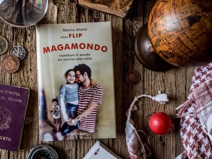 Mattia Flip, Magamondo
