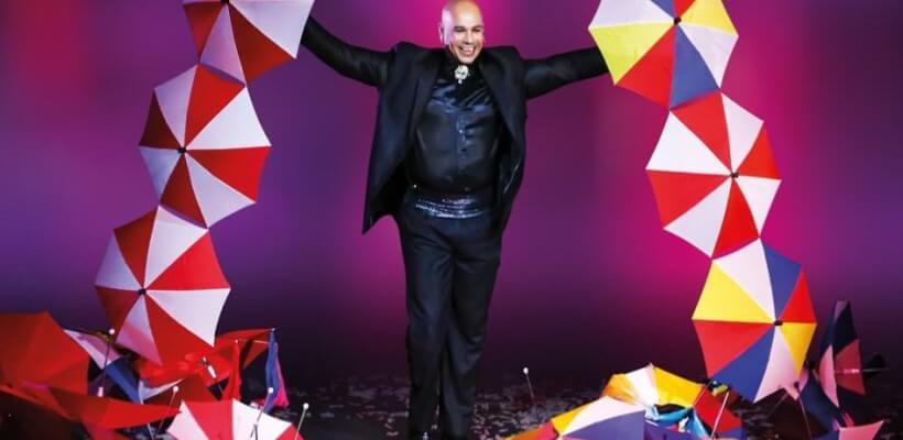 """Latin Magic Show"", Ernesto Planas al Blink"