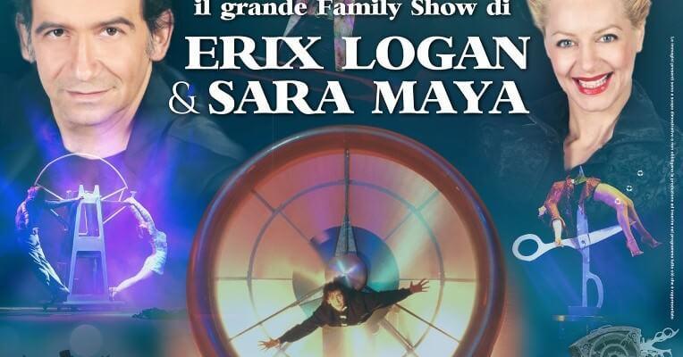 Erix Logan, il volo al Teatro Sociale di Brescia