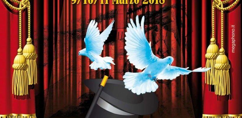 Festival internazionale della Magia di San Marino – 2018 – XXI edizione
