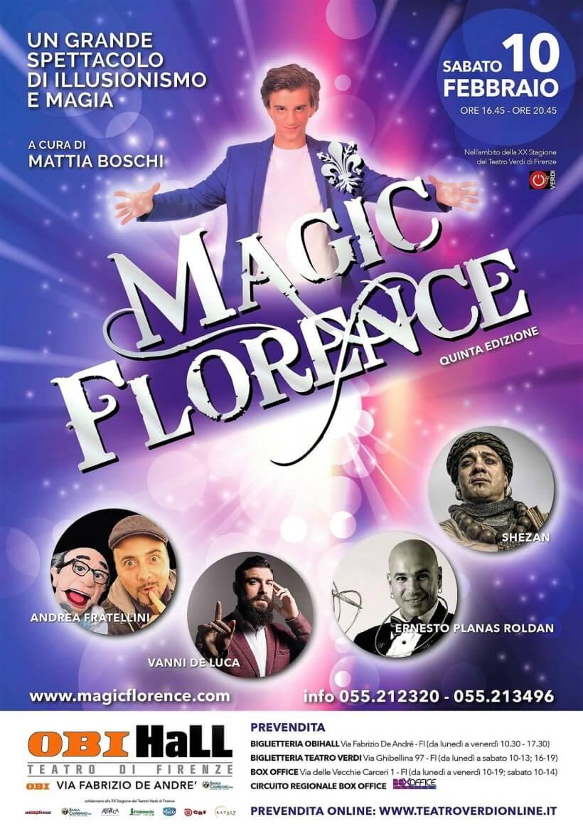 Magic Florence 2018