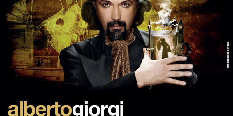 "Alberto Giorgi, ""l'Illusionista"" al Teatro Vittoria"