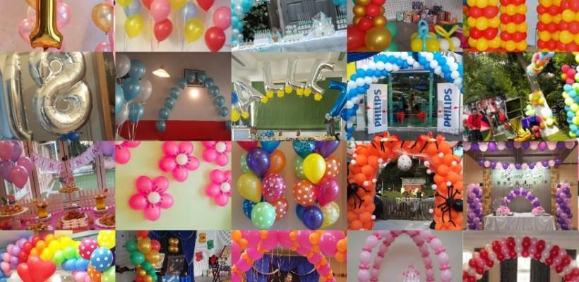 Allestimenti e addobbi coi palloncini per le feste a Milano, le migliori aziende e i migliori allestitori