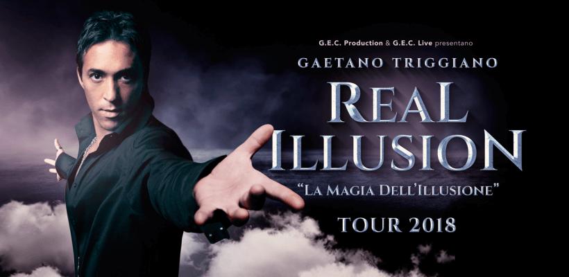 """Gaetano Triggiano, """"Real Illusion"""""""