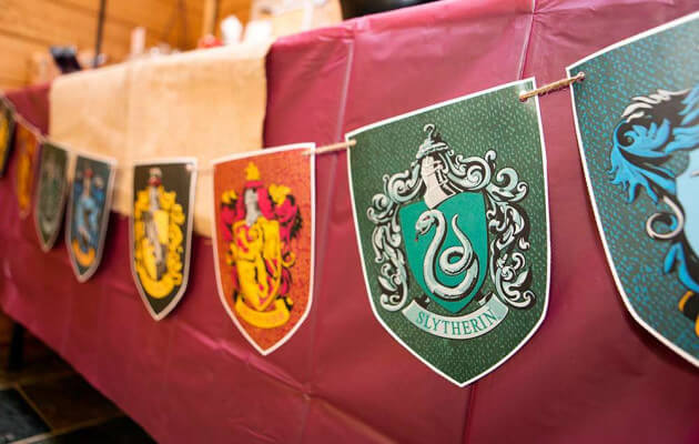 Festa a tema Harry Potter, idee originali