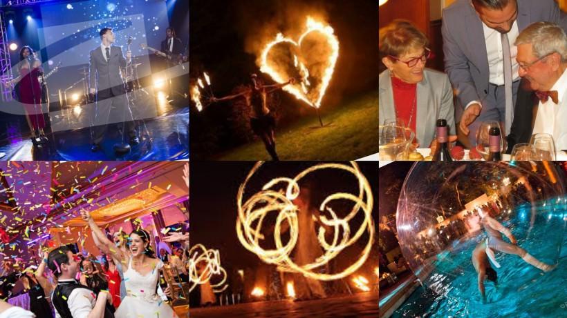 Artisti per matrimoni, idee, consigli e prezzi | Mago Leo