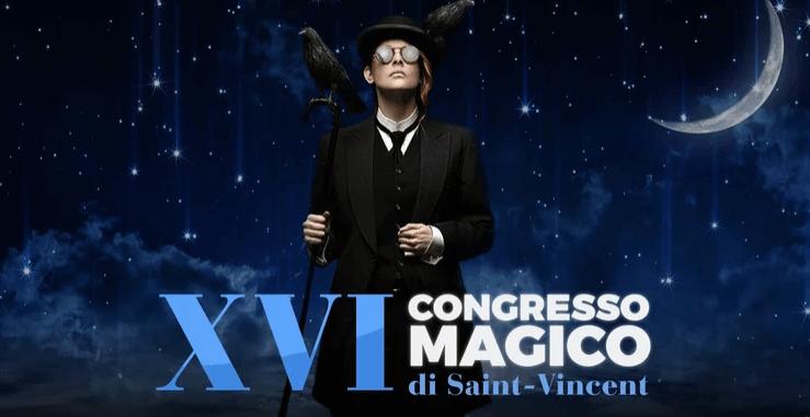 Masters of Magic 2019, il Congresso Magico di Saint Vincent
