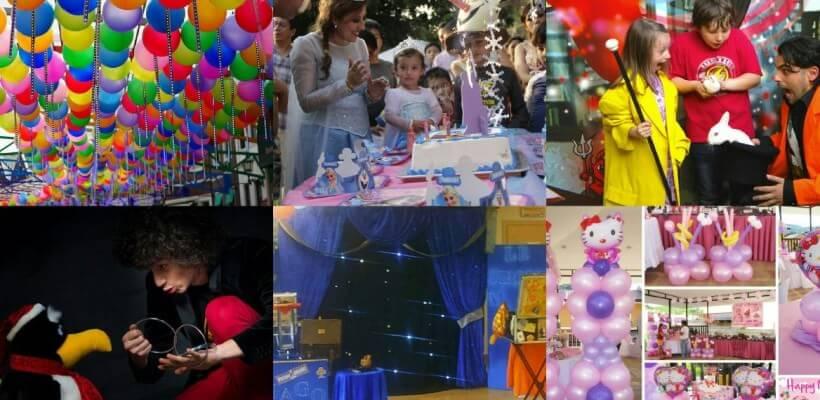 Feste di compleanno per bambini Milano | Mago Leo