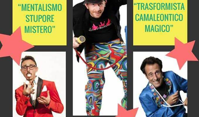 Maghi per bambini Milano e Brianza – Villa Cortese si colora di magia – news dal blog e servizi