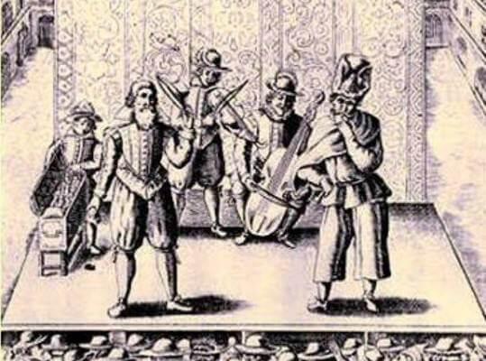 Tabarin, tra ciarlataneria e commedia dell'arte