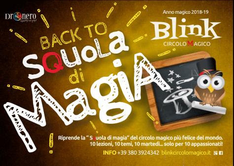 """""""Sim Sala Blink"""" e La """"sQuola di Magia"""""""