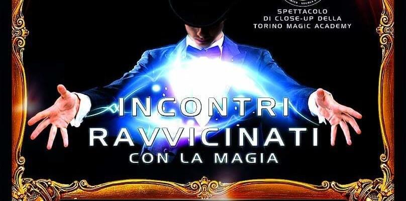 Teatro Salotto Magico – Spettacoli di Magia e Cabaret a Torino