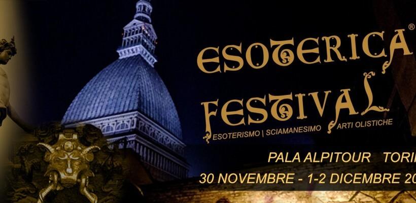 Esoterica Festival novembre-dicembre 2018