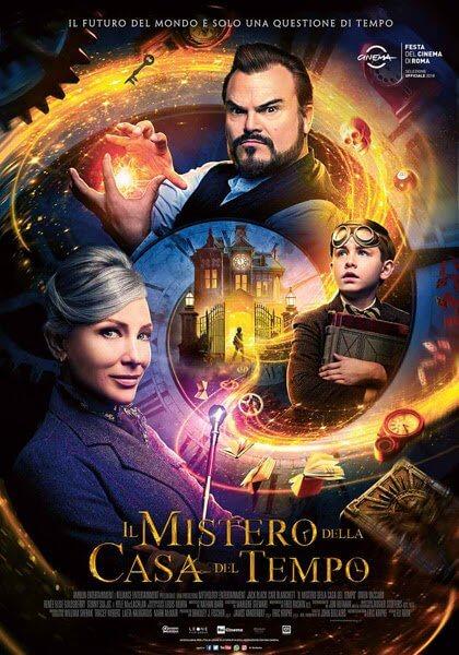 Il Mistero della Casa del Tempo, trailer, trama e recensioni