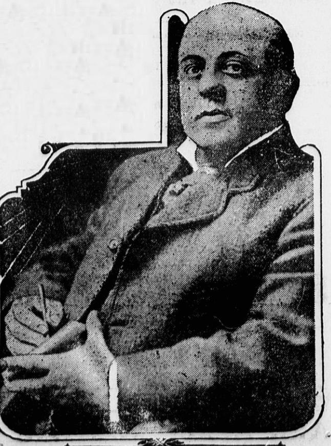 Bert Reese, il mentalista che scampò a una condanna imbrogliando il giudice con un gioco di prestigio
