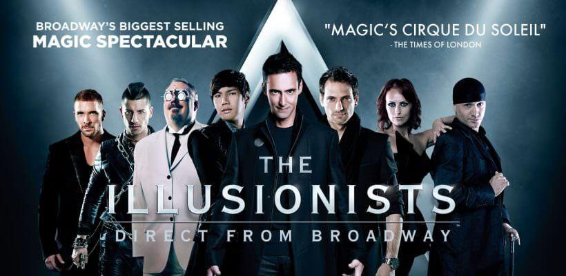 The Illusionist Live… anni fa meraviglioso